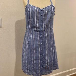 BNWT Forever 21 Woven Mini Dress